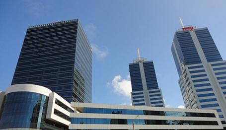 Uruguay, Montevideo, Pocitos nuevo, WTC