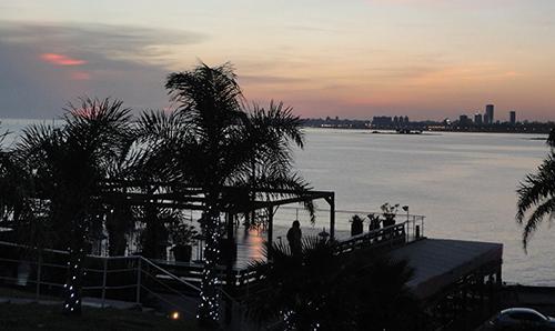 Uruguay, Montevideo, Punta Gorda, Plaza Virgilio